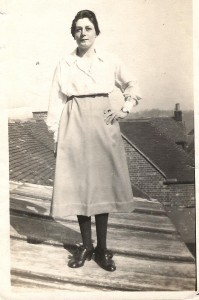 Florence on the Drapers Shop Roof