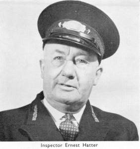 Inspector Ernest Hatter