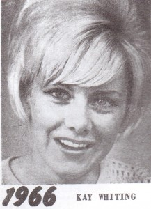 Kay Whiting Miss Rye's Own 1967