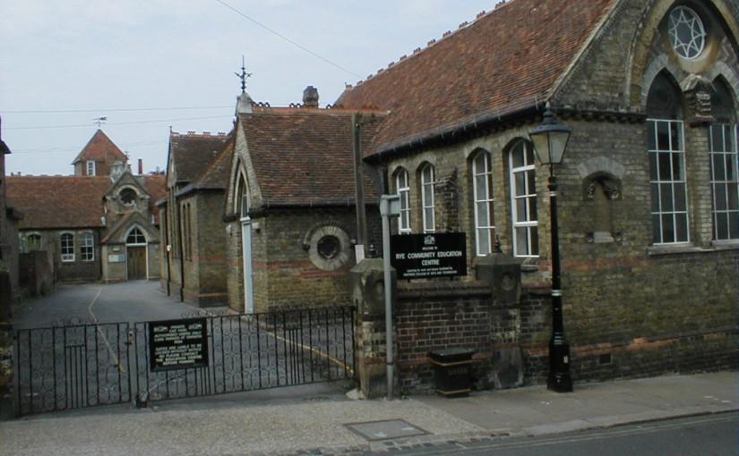 Lion Street School Saved