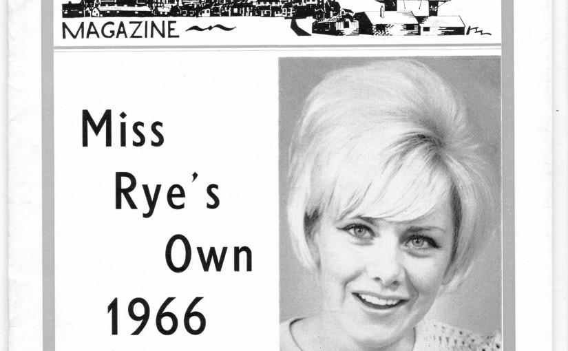 Miss Rye's Own 1966
