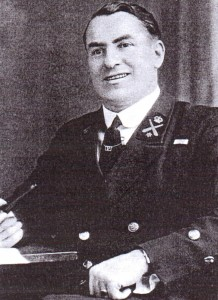Peter Mitchell _ Was at the Battle of Jutland and the Sinking of the Bismark