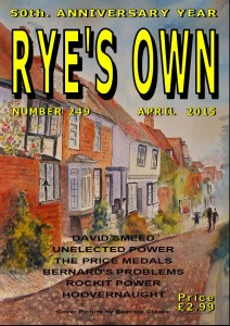 Ryes Own April 2015