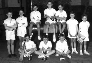 Rye Gymnastics Team