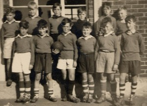 Rye Primary Football Team 1956-57