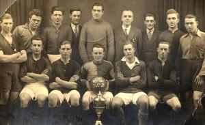 Rye Reserves 1927-28