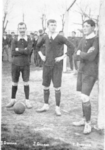 Some of Rye Town's  Star Players from the 1904 Team
