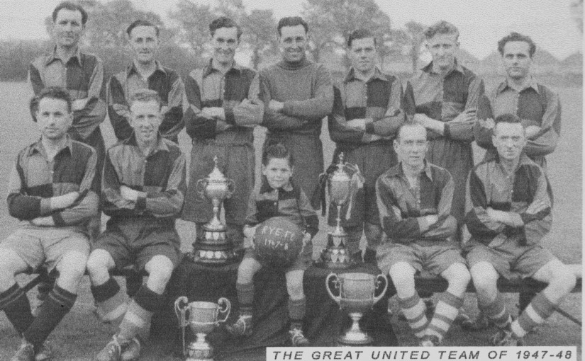 Remembering Fred Masters – Goalkeeper Magnificent