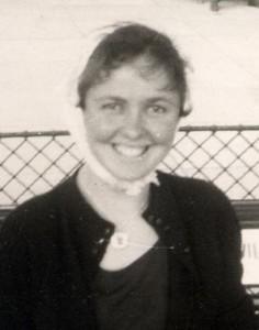 Sylvia Sperring 1958