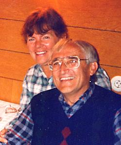 Terry and Joan Spencer