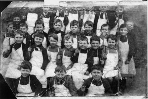 Lion Street School  Class of 1920