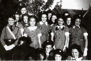 The Girls of Rye St John