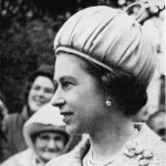 The Queen at Rye Town Hall