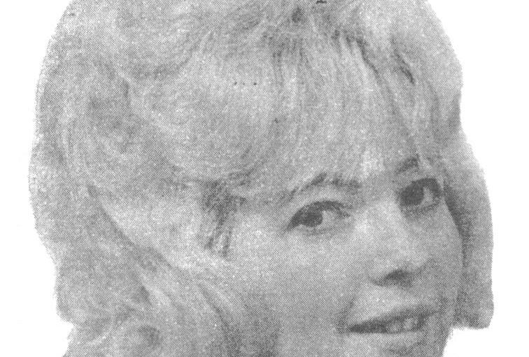 Miss Rye's Own Final 1971