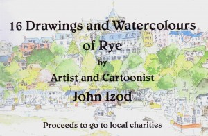 16 Drawings and Watercolours of Rye