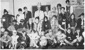 1st. Rye Scouts 1967