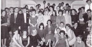Dean's Social Club at The George 1967