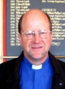 Canon Hugh Mosely