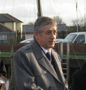 Deputy Mayor, John Breeds, knew all  four Rye young people killed in the train