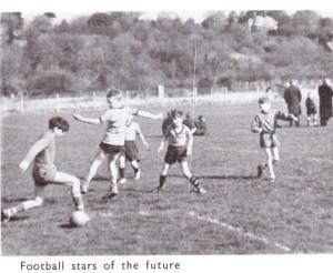 Football Stars of the Future