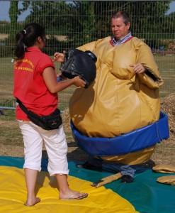 Kevin the Sumo Wrestler
