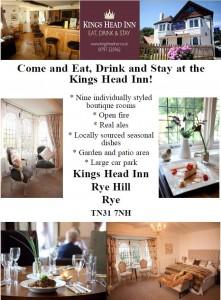 Kings Head June