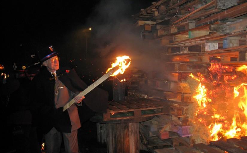 Rye Bonfire 2008