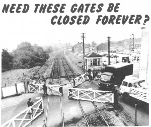 Need these Gates be Closed Forever