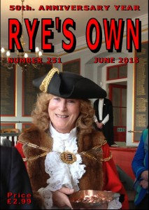RYES OWN JUNE 2015 COVER