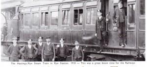 Rye Steam Train