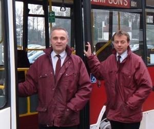Stephen & Andrew Jempson