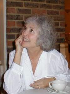 Sylvia at Reunion