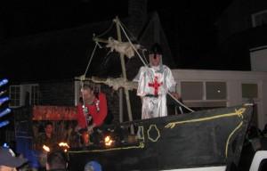 The Burning Boat 2010