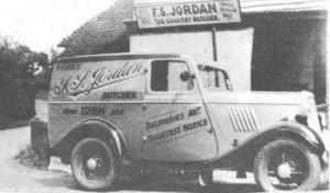 The Butcher's Van