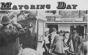 The Last Mayoring Day for the Borough of Rye
