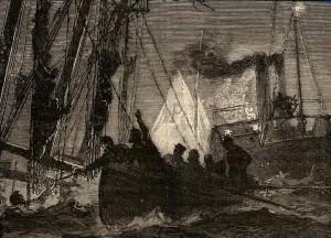 The Northfleet Disaster