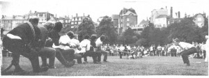Tug of War at Rye