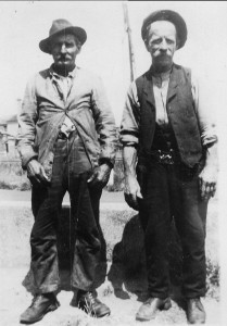 Two Rye Characters from the 1930s