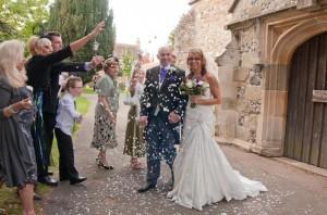 Wedding at Rye Kelly and Matthew