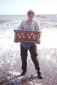 A Rye Woman of the Sixties