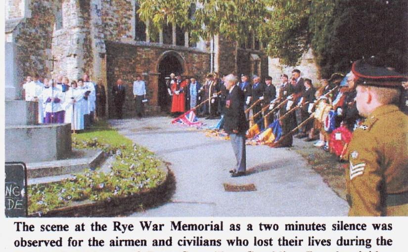 Battle of Britain Parade 2000