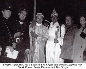 Bonfire Night Rye 1956