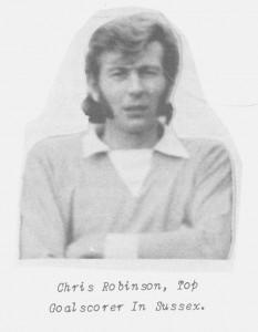 Chris Robinson