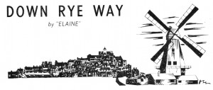 Down Rye Way