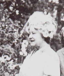 HM Queen Elisabeth the Queen Mother