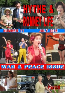 HYTHE COVER JULY 2015