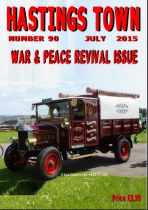 Hastings Town July Cover
