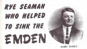 He Helped Sink the Emden