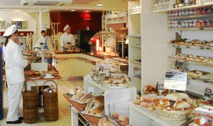 Jempsons Coffee Shop and Bakery after its makeover
