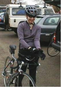 Katy Alexander. First Rye Lady Racer of the New Era
